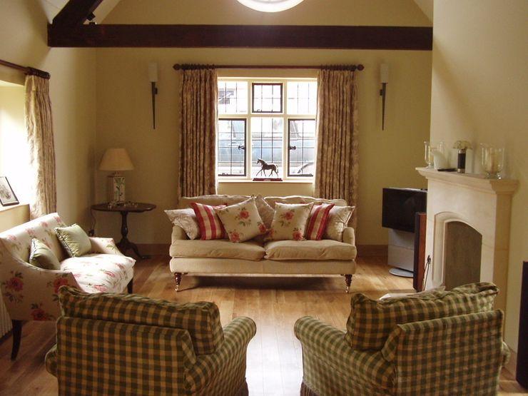 Sitting Room Rachel Angel Design Salones rurales