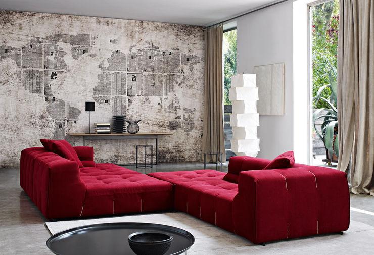 Tufty Time Sofa by B&B Italia Campbell Watson SalonesSofás y sillones