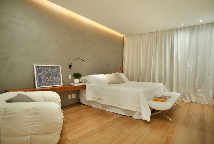 Triplex Viviani InTown Arquitetura e Construção LTDA Quartos minimalistas