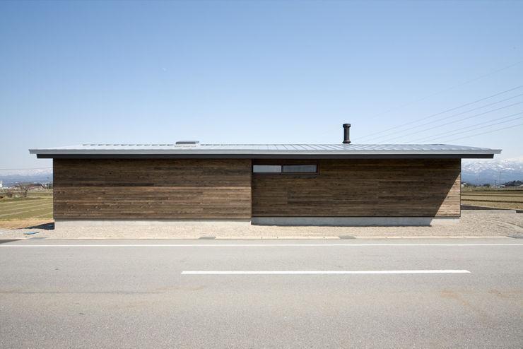 濱田修建築研究所 Eclectic style houses