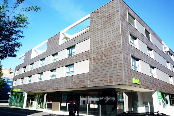 Spiegel Fassadenbau Hotels