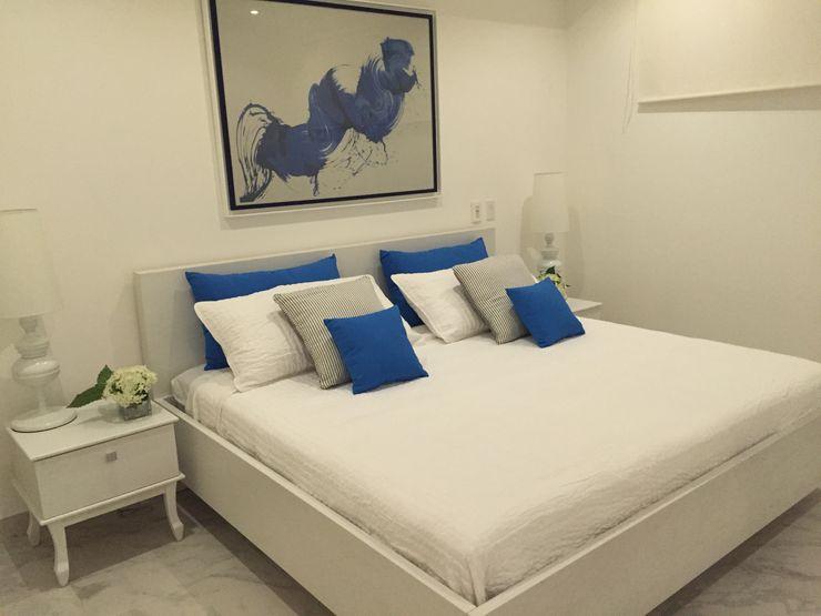 RECAMARA DE VISITAS DECO Designers Dormitorios de estilo minimalista