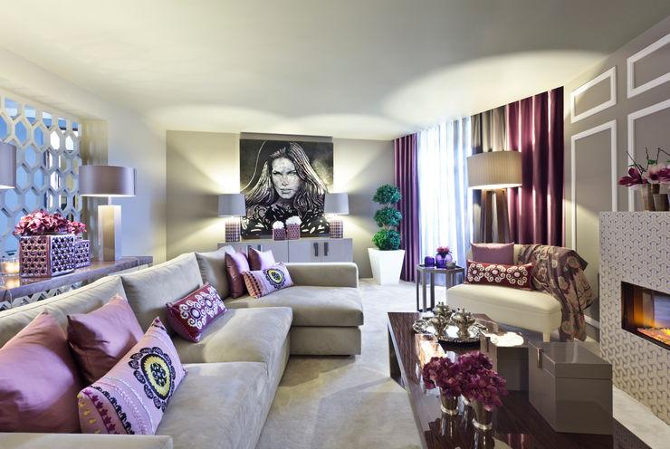 ROSA PURA HOME STORE 现代客厅設計點子、靈感 & 圖片
