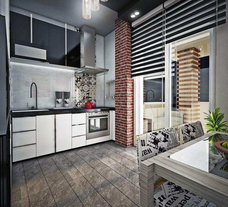 Point Dizayn Moderne Küchen