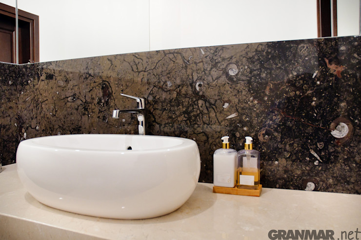 GRANMAR Borowa Góra - granit, marmur, konglomerat kwarcowy 浴室
