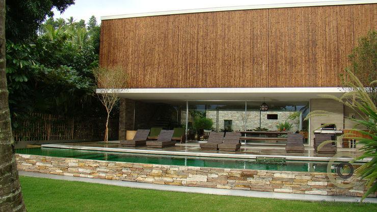 BAMBU CARBONO ZERO Tropische Häuser