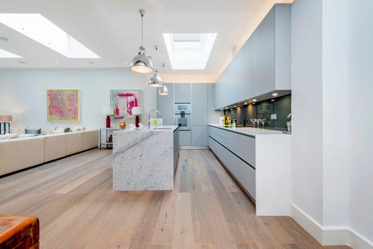 kitchen Balance Property Ltd Modern style kitchen