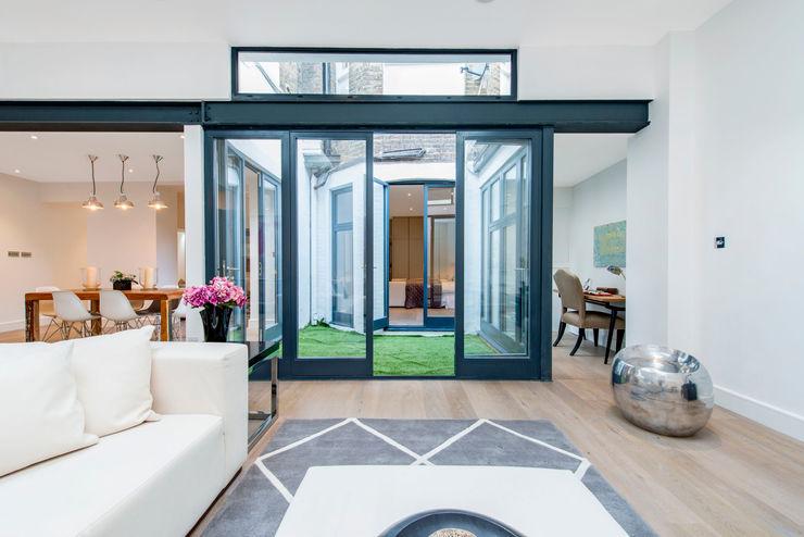 Courtyard Balance Property Ltd Living room