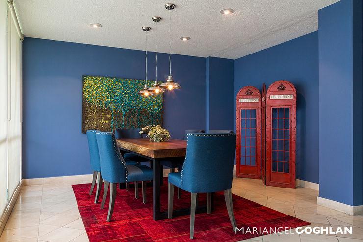 MARIANGEL COGHLAN Modern dining room