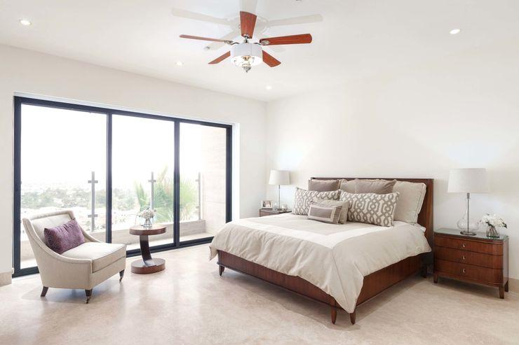 CASA MAR Imativa Arquitectos Dormitorios modernos