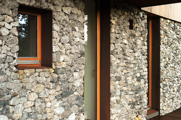 Hinang Carlos Zwick Architekten Moderne Häuser