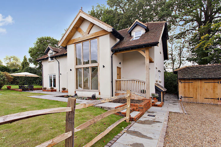 New Build Citi Construction & Developments Ltd Modern houses