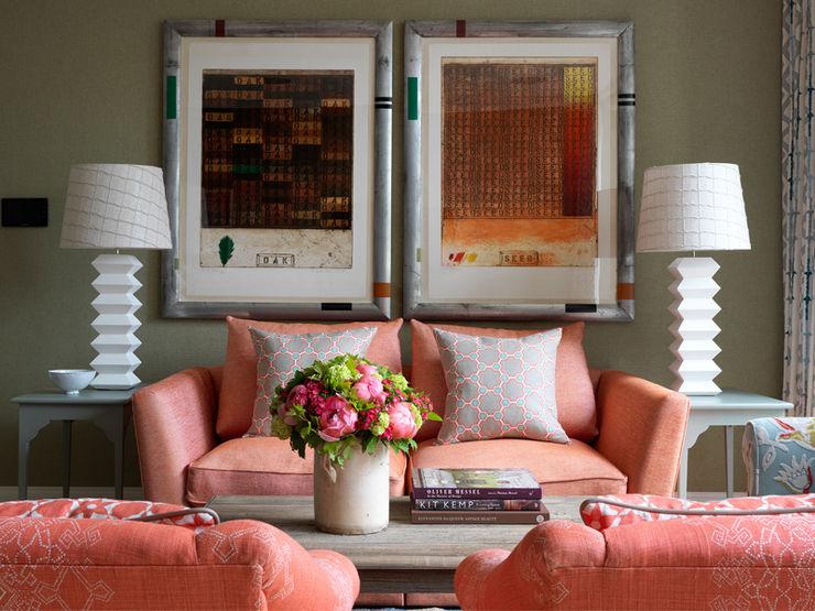 Ham Yard Hotel suite, London Vanderhurd Hotel in stile eclettico