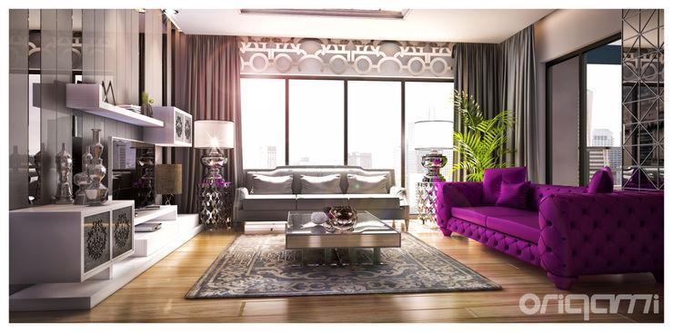 Origami Mobilya Living room
