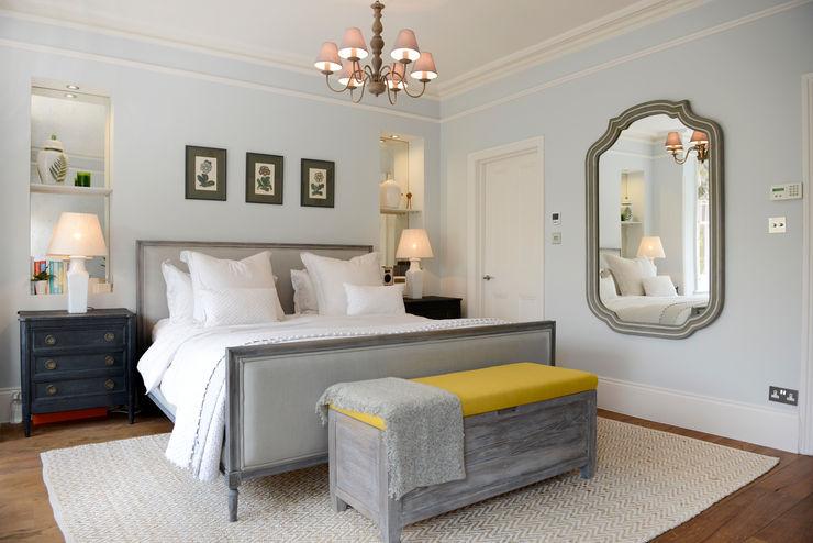 Master Bedroom Ruth Noble Interiors BedroomBeds & headboards