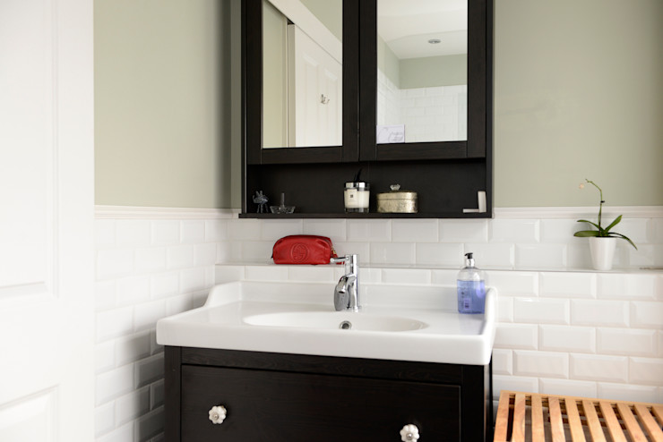 Family Home Ruth Noble Interiors Classic style bathroom