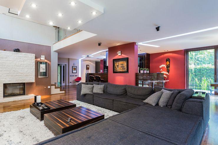 Michał Młynarczyk Fotograf Wnętrz Modern living room