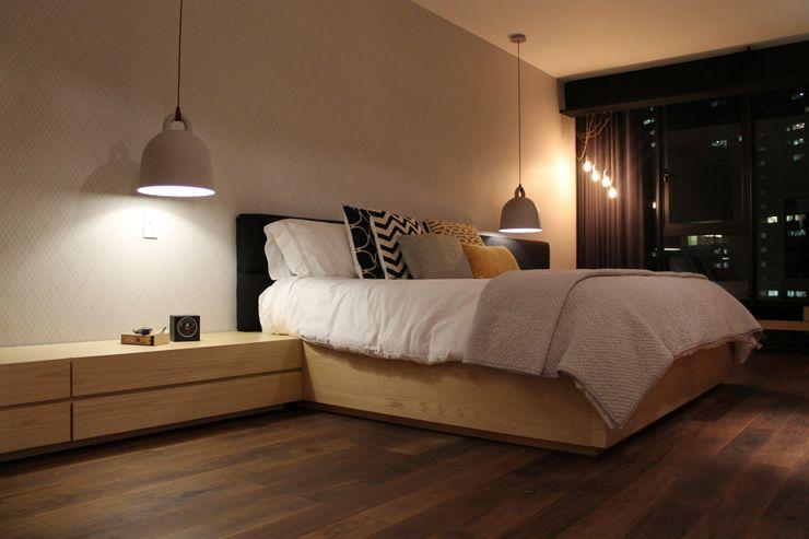 Recámara Avivia, Hat Diseño Hat Diseño Dormitorios modernos