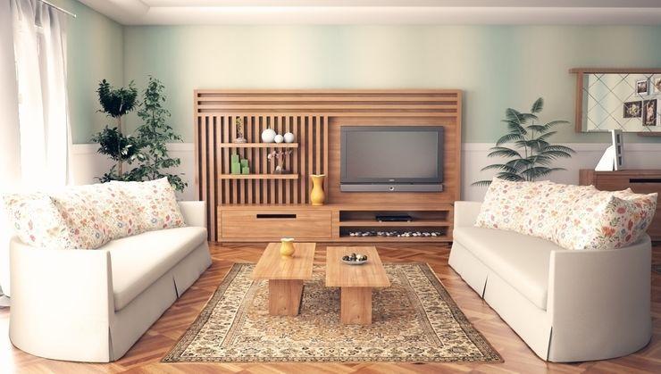 Rustic Salon Takımı / Özel Sonmez Mobilya Avantgarde Boutique Modoko Rustik Oturma Odası