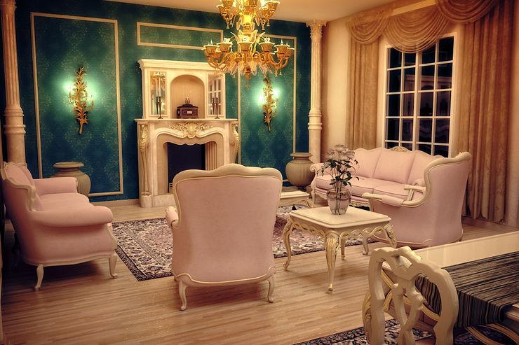 Sonmez Mobilya Avantgarde Boutique Modoko غرفة المعيشة