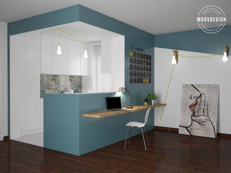 moovdesign Cocinas minimalistas