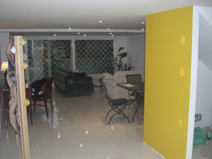GIASIL Ruang Keluarga Modern