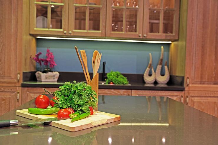 Ada Ahşap Kitchen