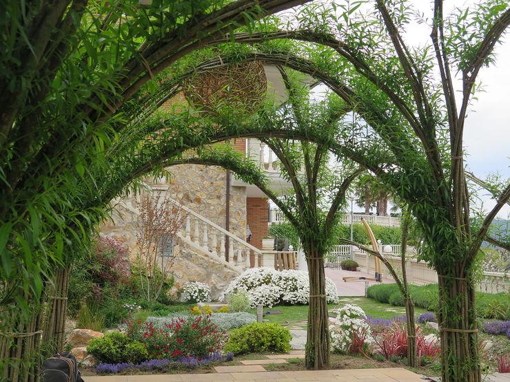 LANDSHAFT 庭温室