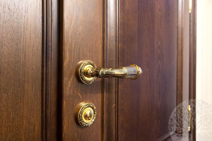 Lesomodul Puertas y ventanasPomos y accesorios