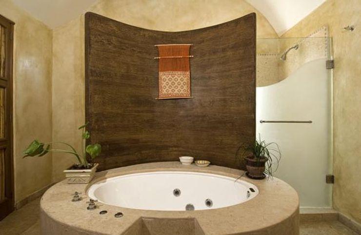 CASA MÉXICO 욕실욕조 및 샤워 시설