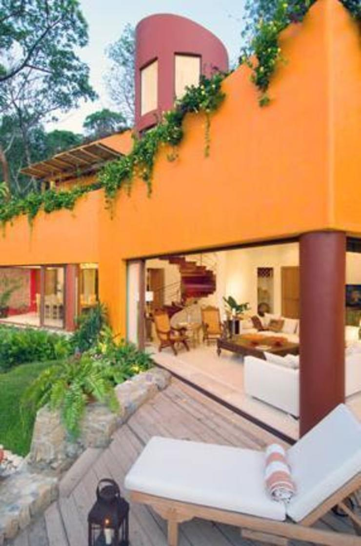 CASA MÉXICO 정원울타리 & 벽