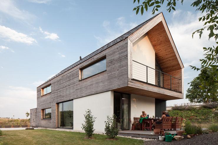 GOL 2 - Einfamilienhaus g.o.y.a. Architekten Moderne Häuser
