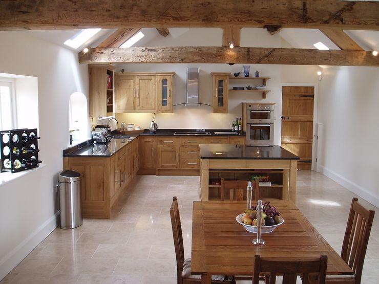 Oak kitchen Churchwood Design Klassische Küchen
