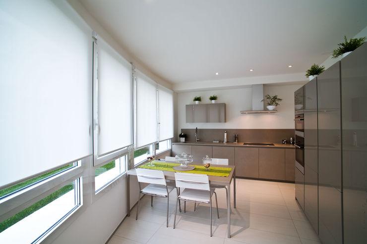 Interni Svizzera #2 Studio Farina Zerozero - Foto & Video CucinaPiani di lavoro