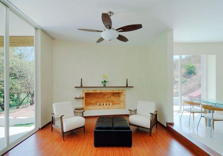 Excelencia en Diseño Modern living room