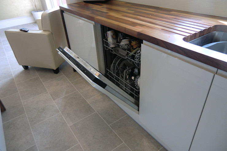 Bosch integrated dishwasher Harvey's Select KitchenElectronics