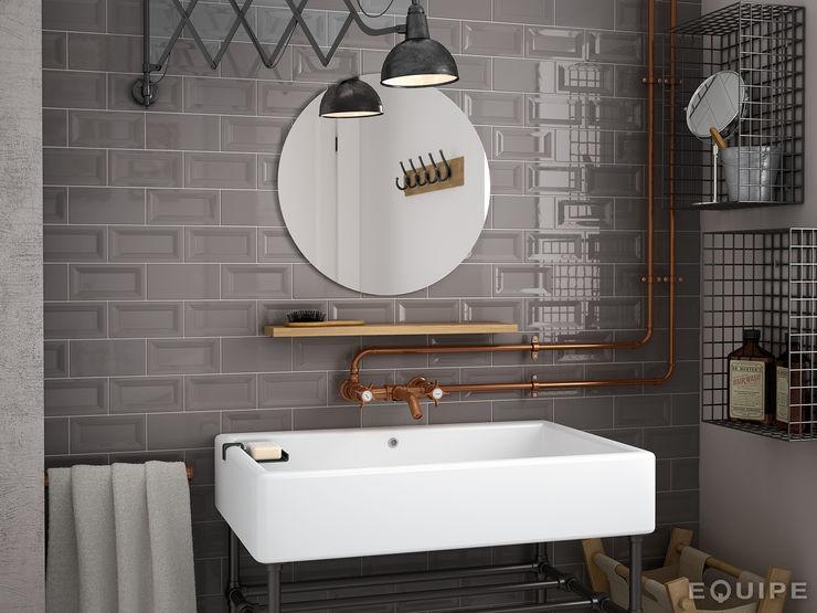 Equipe Ceramicas Salle de bain industrielle Céramique