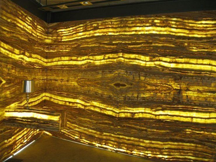 Decoración con onix. marmoles la pedrera Paredes y suelosDecoración de paredes