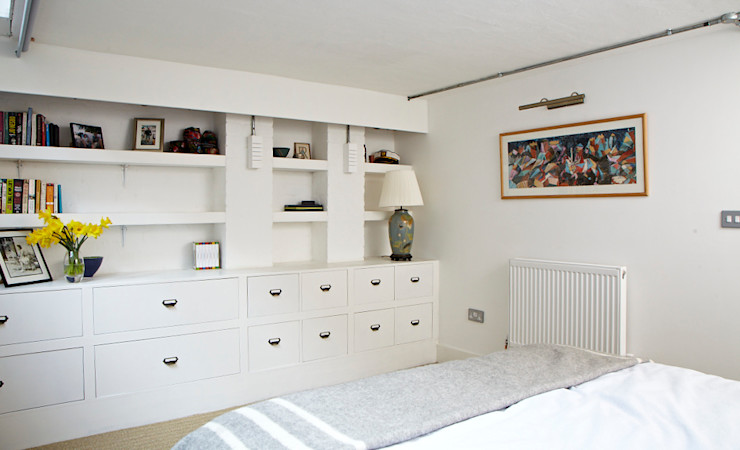 Brilliant Bethnal Green Propia ห้องนอน