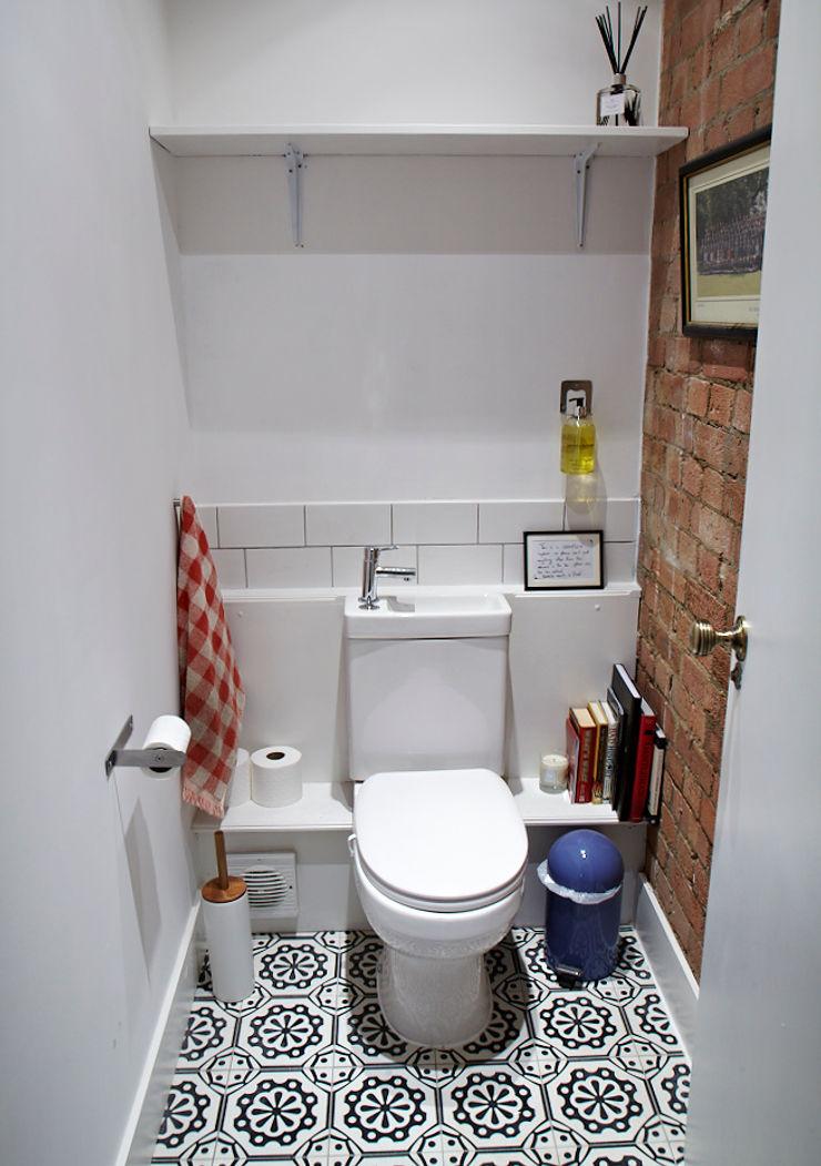 Brilliant Bethnal Green Propia ห้องน้ำ