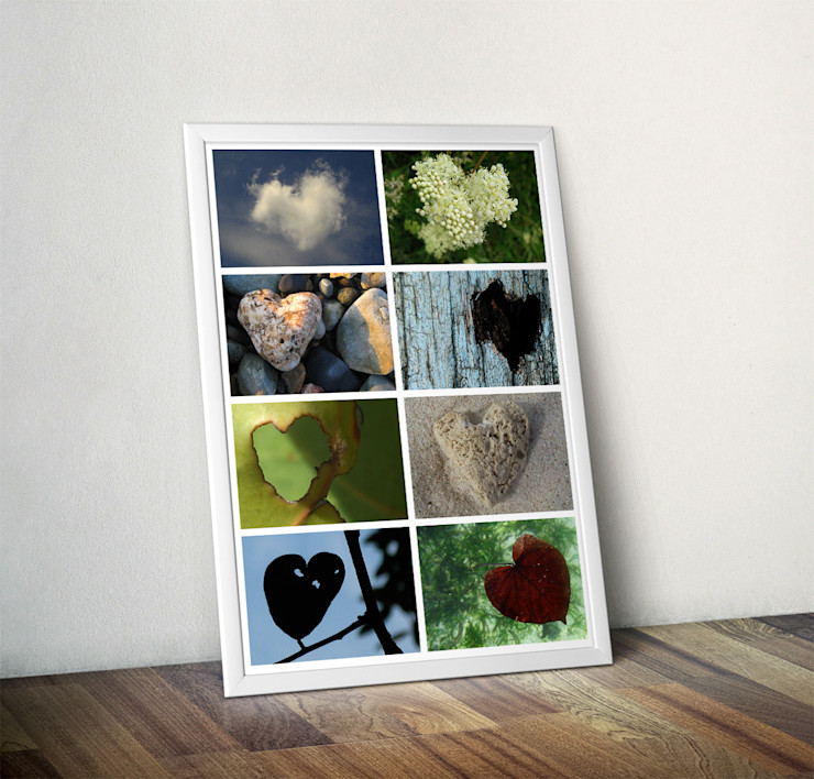 Natural Hearts by Tamzin Forster Wraptious ArtworkPictures & paintings