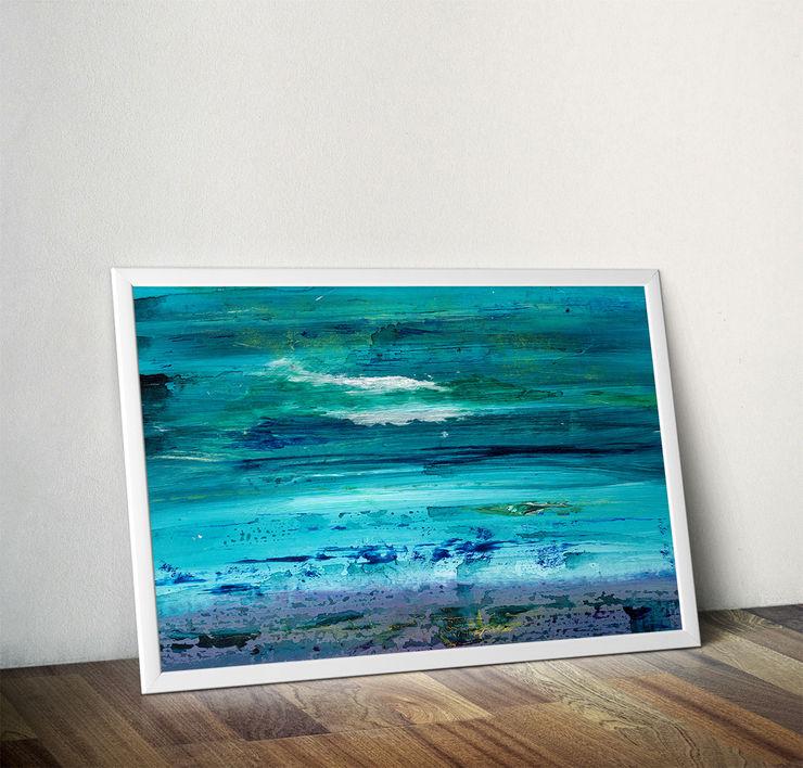 Seascape by Robert Farkas Wraptious ArtworkPictures & paintings