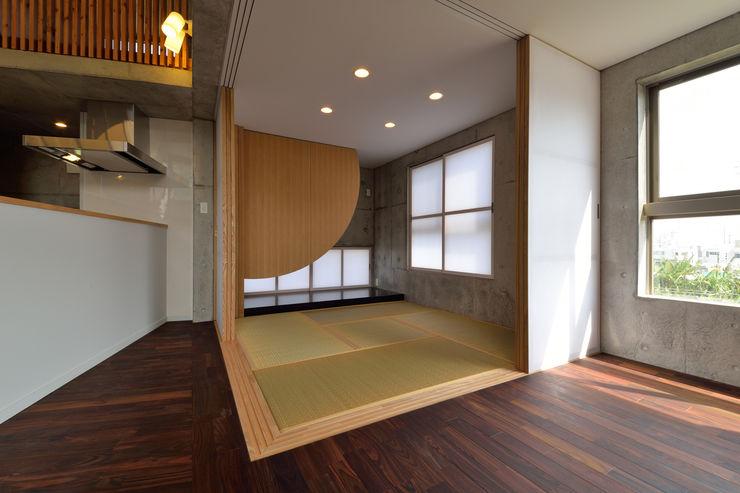 プラソ建築設計事務所 Living room