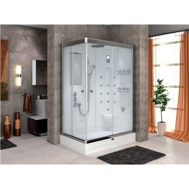 VERA DUŞ 現代浴室設計點子、靈感&圖片