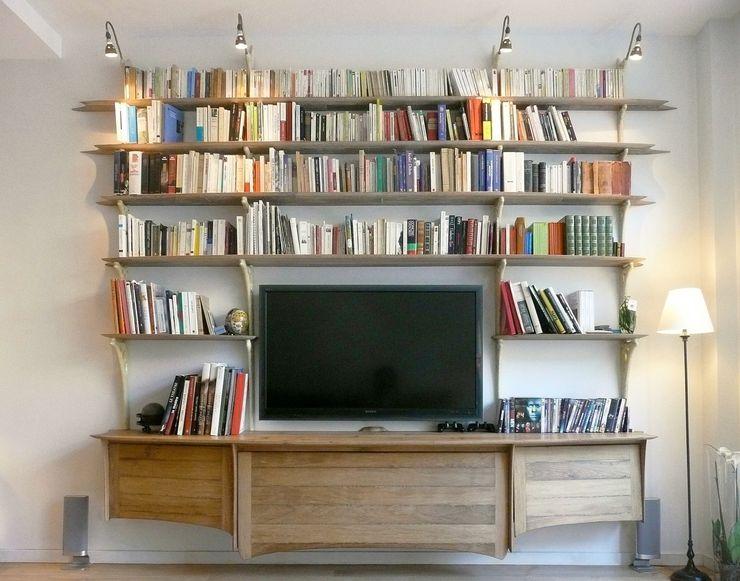 Jean Zündel meubles rares Multimedia roomStorage