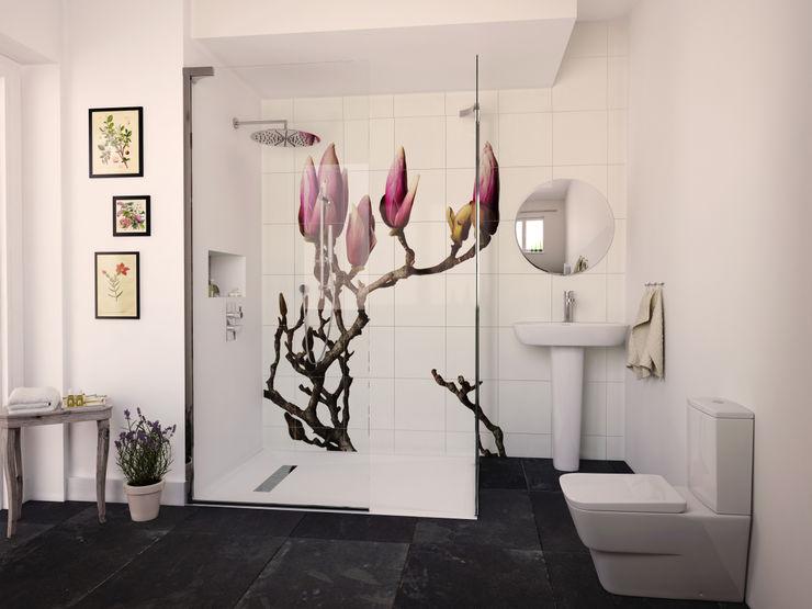 Botanical Bathroom from Bathrooms.ccom Bathrooms.com BathroomBathtubs & showers