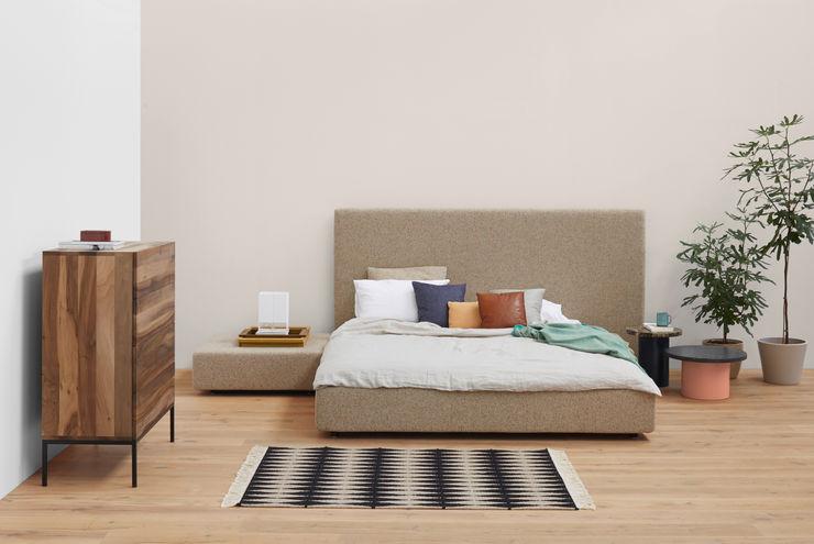 Bett PARDIS e15 Moderne Schlafzimmer