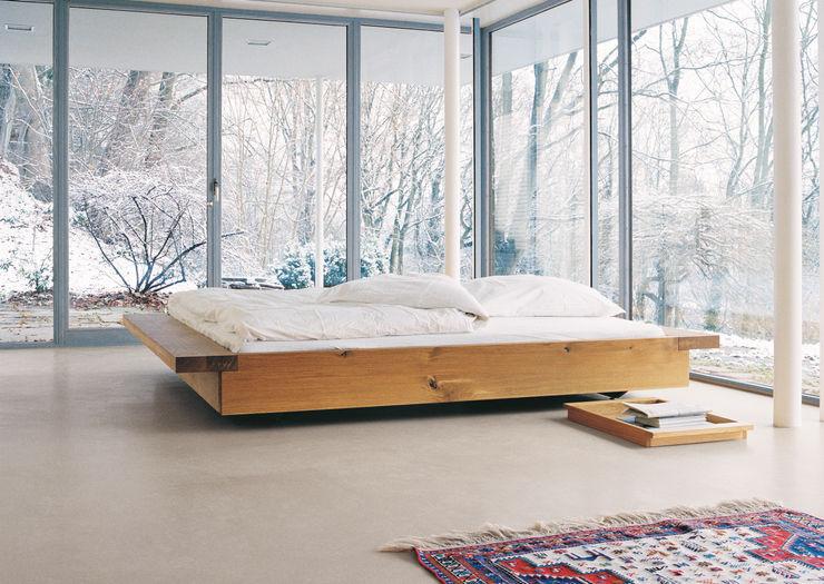 Bett NOAH e15 Moderne Schlafzimmer