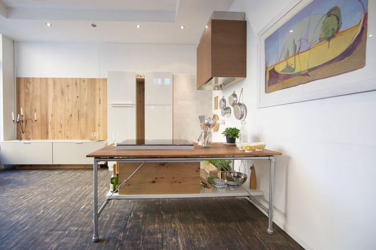 Modularis Progettazione e Arredo Cozinhas minimalistas