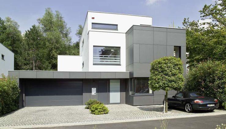 wirges-klein architekten Casas modernas